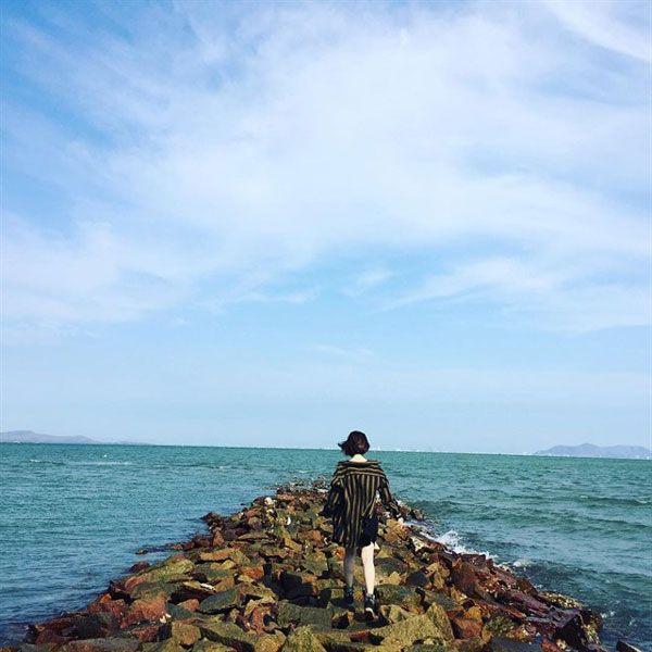 Đảo Thạnh An - Con đường đá 2